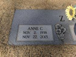Anne Curran Zapico (1938-2013) - Find A Grave Memorial