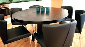 extendable round dining table extendable round dining table expandable tables amusing round extendable dining table canada