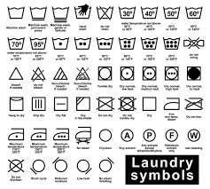 Clorox Care Symbol Chart Laundry Guide Dos And Donts For Doing Laundry King Of