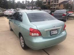 2009 Used Toyota Yaris 4dr Sedan Automatic at Car Guys Serving ...