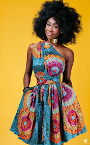 African Pattern Dress Fascinating Mini INFINITY In Ese Style Pinterest Africans Bald