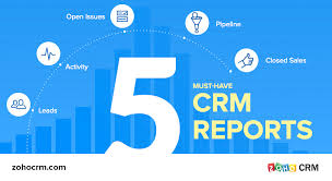 My Report 5 Must Have Crm Reports If You Want To Use Your System Well