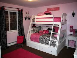 Pink And Brown Bedroom Decorating Bedroom Gorgeous Girl Bedroom Decorating Ideas With White Bed