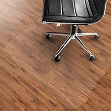 durable pvc home office chair. office marshal pvc chair mat for hard floors 36 durable pvc home