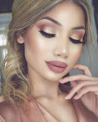 color blond pink eyebrow beauty