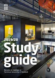 Dtu Design Og Innovation Dtu Study Guide 2019 20 By Dtudk Issuu