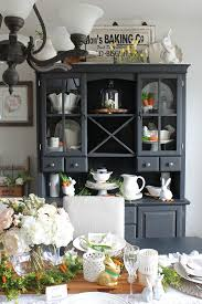 Small Picture Easter Dining Room and Easter Tablescape Decorating Ideas Clean