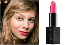 get the look try er london plush rush lipstick rebellious for a similar look a fuchsia pink creme plumping lipstick with a captivating colour in the