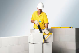 Cellular Concrete Block  For Walls  Insulated  Thermal Stone - Insulating block walls exterior