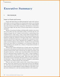 The Reasons Why We Love Executive Summary Example Resume