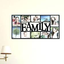 family picture frame ideas family tree