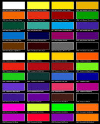 Maaco Paint Color Chart 52 Most Popular Deltron Paint Color Chart