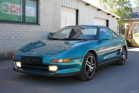 Toyota MR2 2.0 GTi T-Top Convertible 1992 - Used vehicle - Nettiauto
