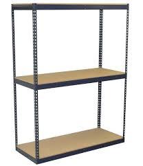 jaken 60x24x84 3 shelf 750 lb cap heavy duty shelving 3bw3 602484 jpg