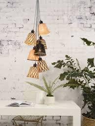 Hanglamp Kalimantanits About Romi Bamboe Hanglamp Kalimantan 7 Kap