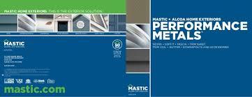 Ply Gem Gutter Color Chart Performance Metals
