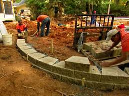 Small Picture Retaining Wall Ideas Pictures Videos HGTV