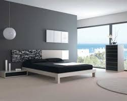 Bedroom Ideas With Dark Grey Walls Bedroom Inspiration Database - Grey wall bedroom ideas