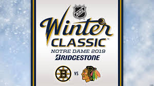Blackhawks Bruins To Face Off In 2019 Winter Classic