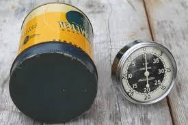 stewart warner w hand tachometer in tin case s garage or vintage stewart warner 757w hand tachometer in tin case 1940s garage or racing pit