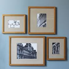 picture frames on wall simple. Splendid Room Decoration Ideas Use Gold Silver Touch For Luxury : Incredible Gallery Frames With Picture On Wall Simple E