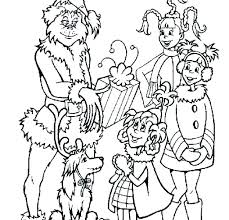 The Grinch Coloring The Coloring Pages Color Pages Free Printable