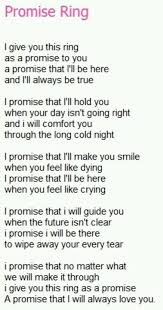 Promise Ring Quotes New A Promise Ring Poem Hphpus