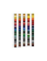 Ral Chart Color Chart Ral