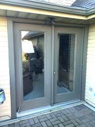 patio door with screen. Fly Door Screen Alternatives Full Size Of Install Patio With