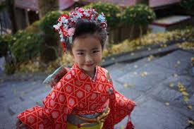 娘の七五三イマドキの髪型はイヤっ古典的な日本髪桃割れに挑戦