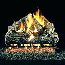 faux fireplace logs fake battery operated for s fire electric artificial firepla