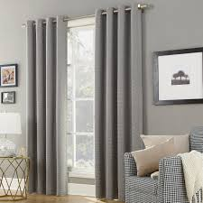 sun zero baxter home theater grade extreme solid max blackout thermal grommet single curtain panel reviews wayfair