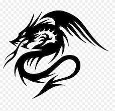 Clipart Design Tattoo Clipart Man Png Dragon Tribal Tattoo Designs Free