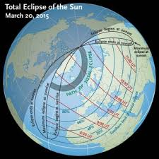 Image result for eclipse march 2015