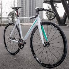 White Mint Green Diamond Frame Aventon By Aventonbikes