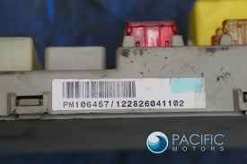 secondary fuseboard fuse relay box pm106457 pm106457pc oem bentley secondary fuseboard fuse relay box pm106457 pm106457pc oem bentley arnage