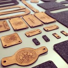laser engraving leather tags