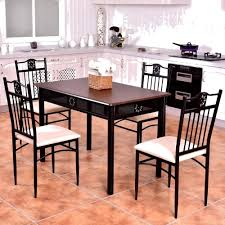 Modern Kitchen Dining Table With Four Chairs My Aashis