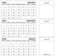 blank march calendar 2018 2018 calendar january february march 2018 january calendar