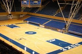 Seating Chart Of Cameron Indoor Stadium Cameron Indoor Stadium Seating Chart Map Seatgeek