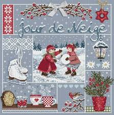 French Cross Stitch Charts French Cross Stitch Xmas Cross Stitch Cross Stitch