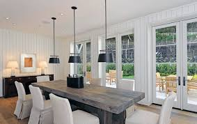 dining room tables reclaimed wood. White Chairs With Reclaimed Wood Dining Table Room Tables D