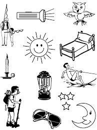 8bacbaf166365aa612ed7342dfad4a28 day and night coloring pages 8318 pcmode on day and night worksheet