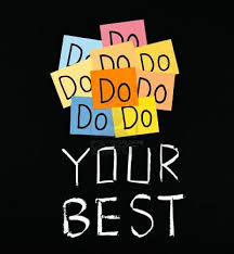 Image result for do your best