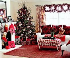 Christmas Living Room Decorating Ideas Home Interior Design