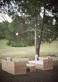 or diy patio furniture