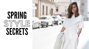 <b>Simple Spring</b>/Summer Style Tips - Trends for <b>2019</b> - YouTube
