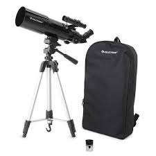 <b>CELESTRON TRAVEL SCOPE 80</b> MM WITH BACKPACK - Free ...
