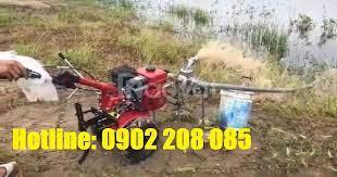 Chức năng bơm nước rửa xe của máy xới đất fuji 601 Nhật Bản - Hà Nội -  Thanh lý, giảm giá - VnExpress Rao Vặt