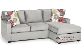 stanton chaise sectional queen sleeper